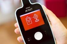 Philips Avent SCD 603 Babyphone Praxistest - Reichweite