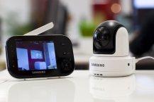 Samsung SEW 3037 Babyphone Inbetriebnahme